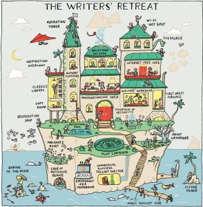 Writers Retreaat