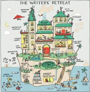 Writers Retreaat